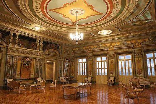 Interior Palácio Rio Branco.   Salvador Bahia Brasil