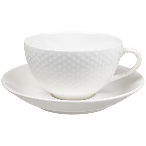 Blond teacup
