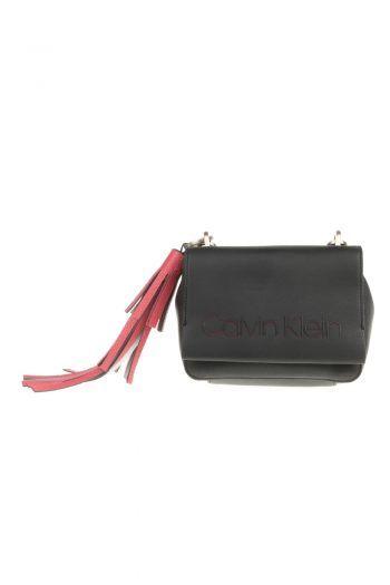 e3f281cafc CALVIN KLEIN JEANS - Γυναικεία τσάντα χιαστί POP SMALL μαύρη ...