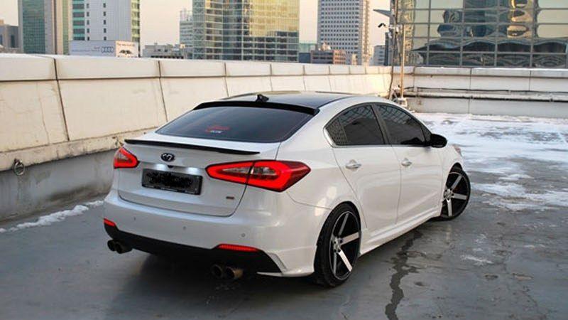 Asian Auto Digest Kia K3 Cerato Body Kit Asianauto Blogspotcom 6