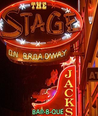 Cool Neon Signs: Nashville, #Tennessee