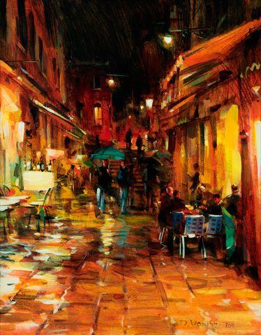 Venice rain #paisajeurbano