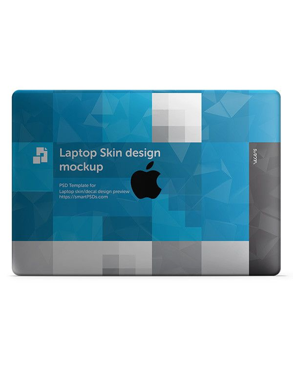 MacBook Pro 13 2016 with Touch Bar Laptop Skin Design Template ...