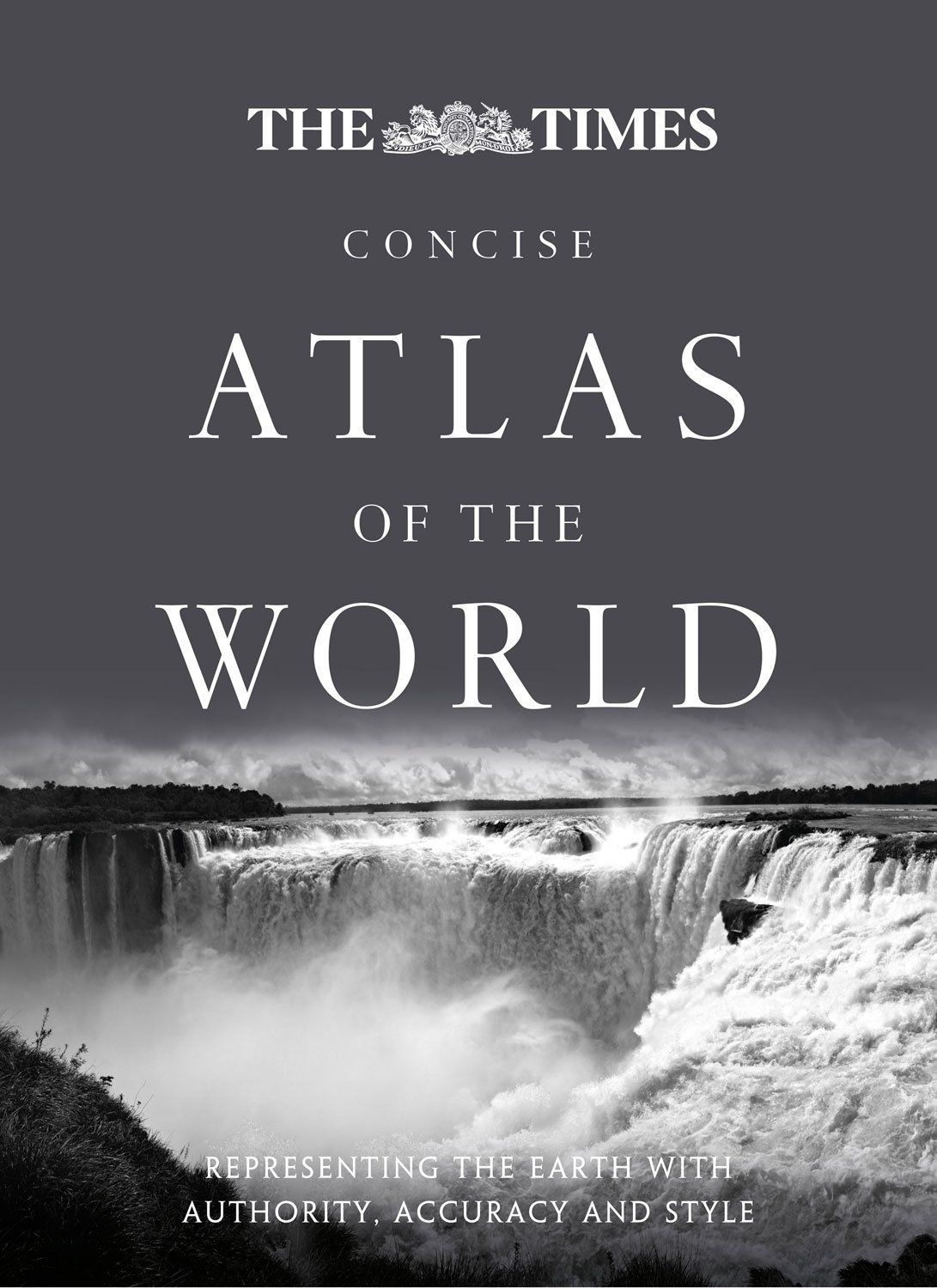 The Times Atlas Of The World Concise Edition Amazon