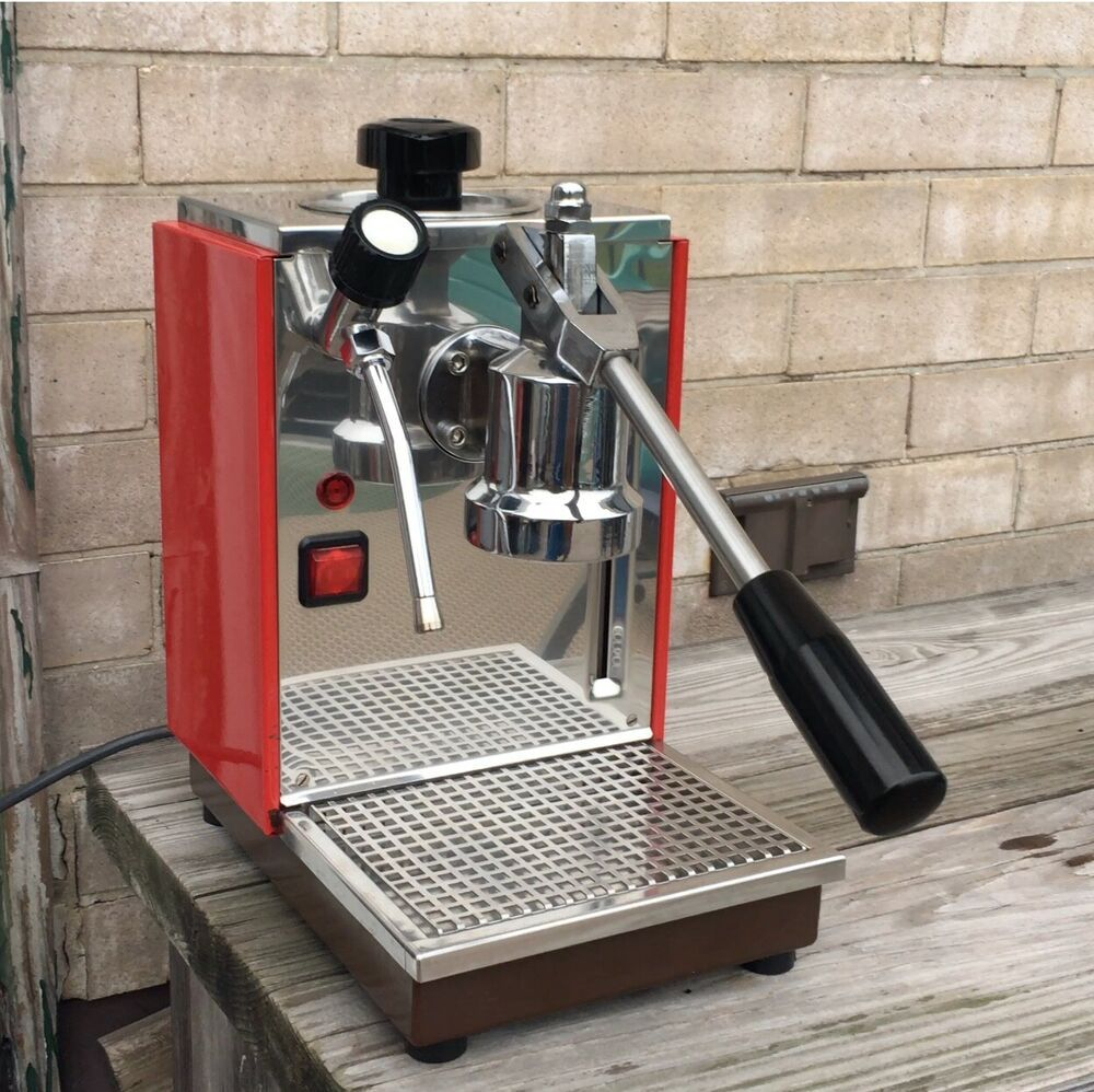 Olympia Express Cremina 67 Espresso Machine 1987 Espresso Machine Coffee Geek Automatic Espresso Machine