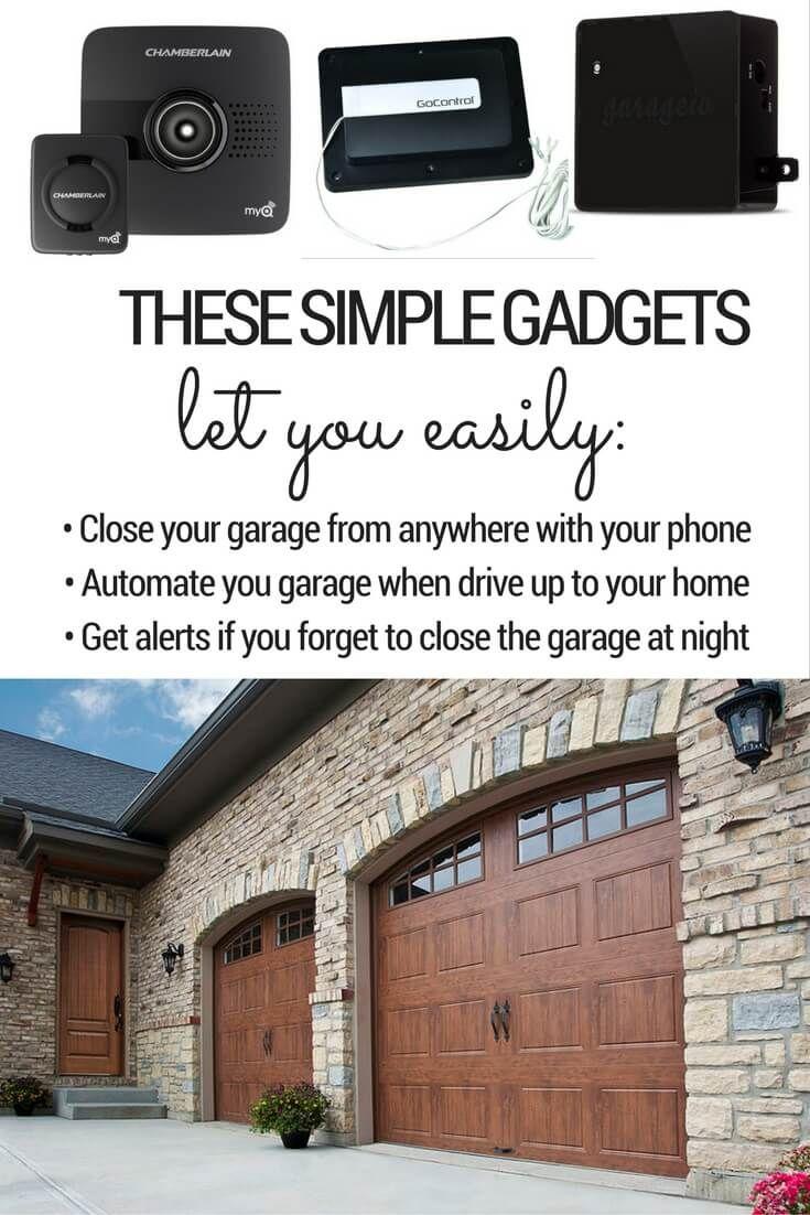Garageio Vs Chamberlain Myq Vs Gocontrol Linear Smart Garage Smart Garage Door Opener Garage Garage Door Makeover