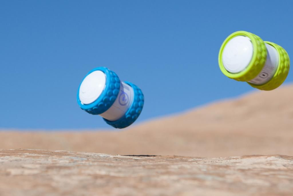 Ollie by Sphero – An App Controlled Robot {Review & Giveaway} Check it out!!!