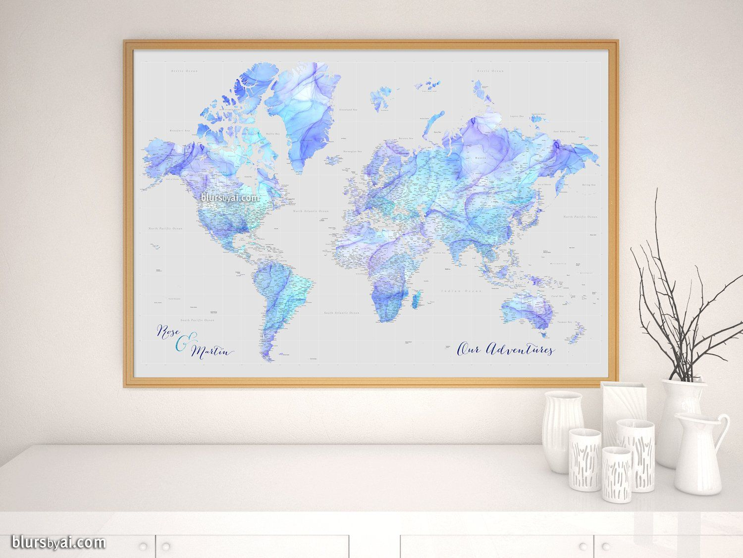 Custom world map print - highly detailed map with cities in ... on world map tester, world map costume, world map dresses, world map size, world map vintage, world map modern, world map business, world map gold, world map bedroom decor, world map retail, world map illustrator, world map cook, world map color, world map creator, world map sports, world map rain, world map photography, world map teacher, world map design, world map name,
