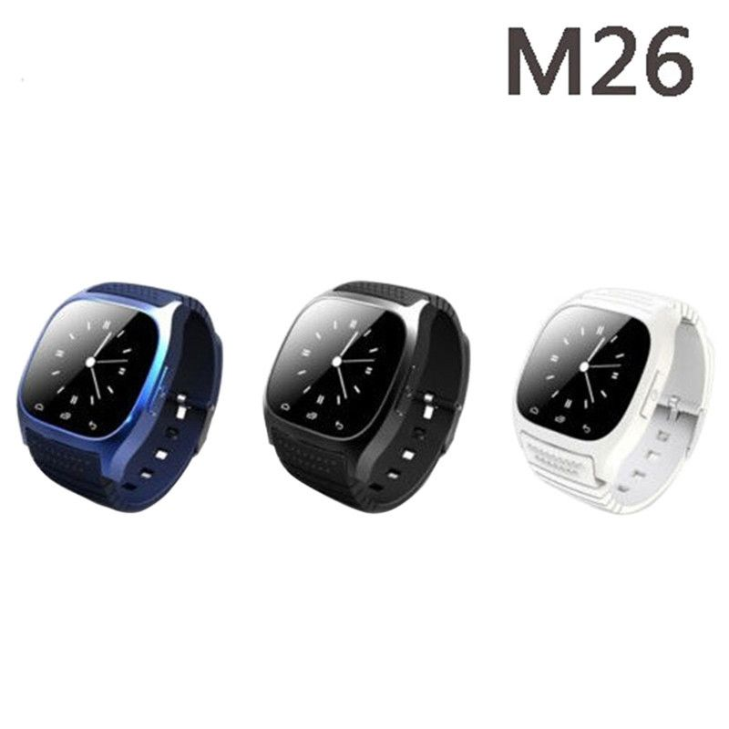 Wasserdicht Smart Watch M26 Frau Männer Bluetooth