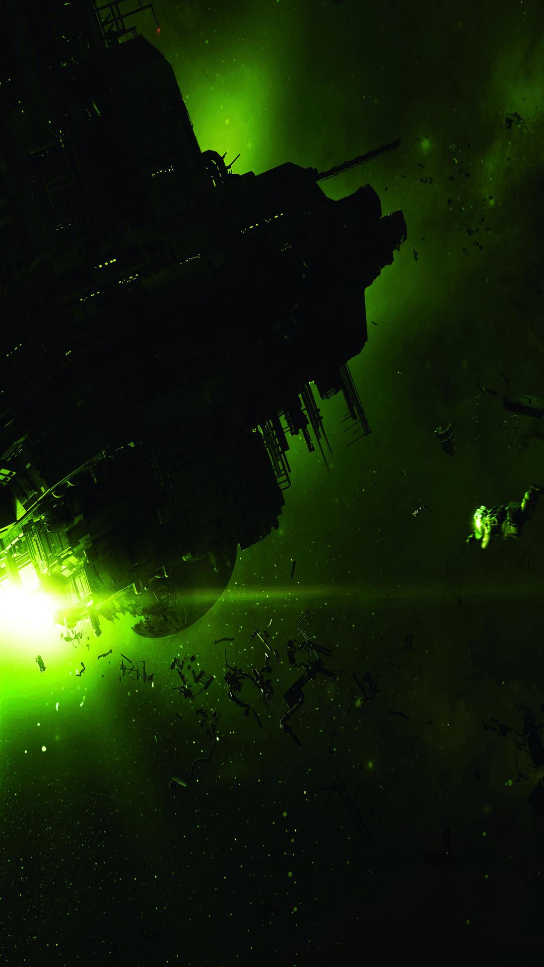 Pin By Steven Thompson On Alien In 2020 Alien Isolation Alien Iphone Wallpaper Alien