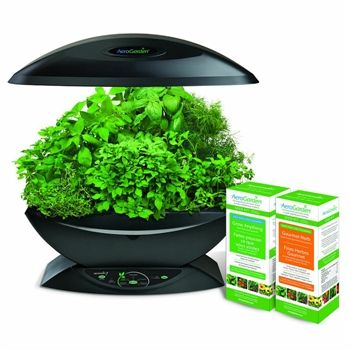 The Aerogarden 7 Lets You Grow Beautiful Plants Indoors 640 x 480