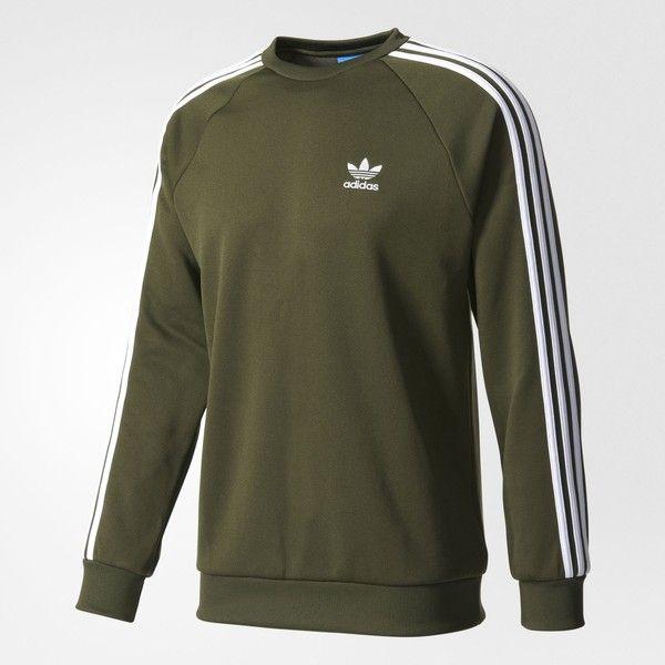 5ae0f16f8daa adidas Superstar Sweatshirt - Green