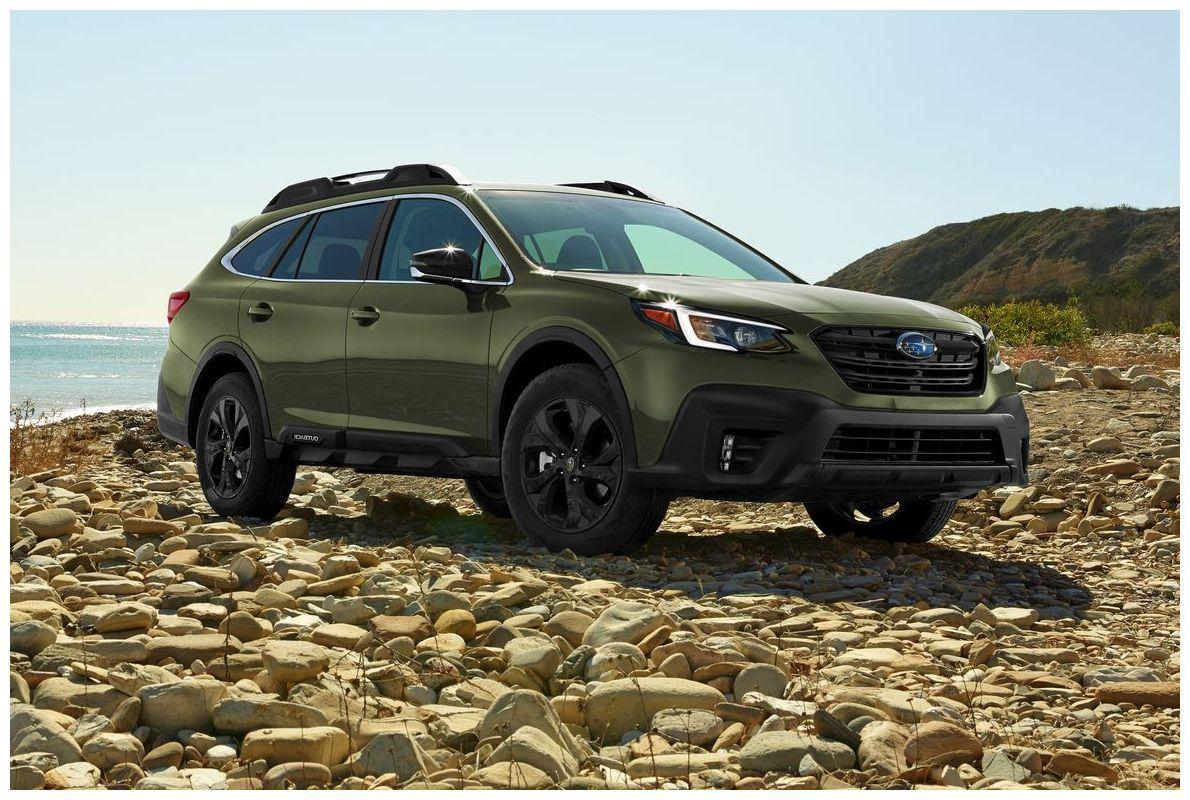 2020 Subaru Outback Turbo Hybrid Subaru outback, Subaru