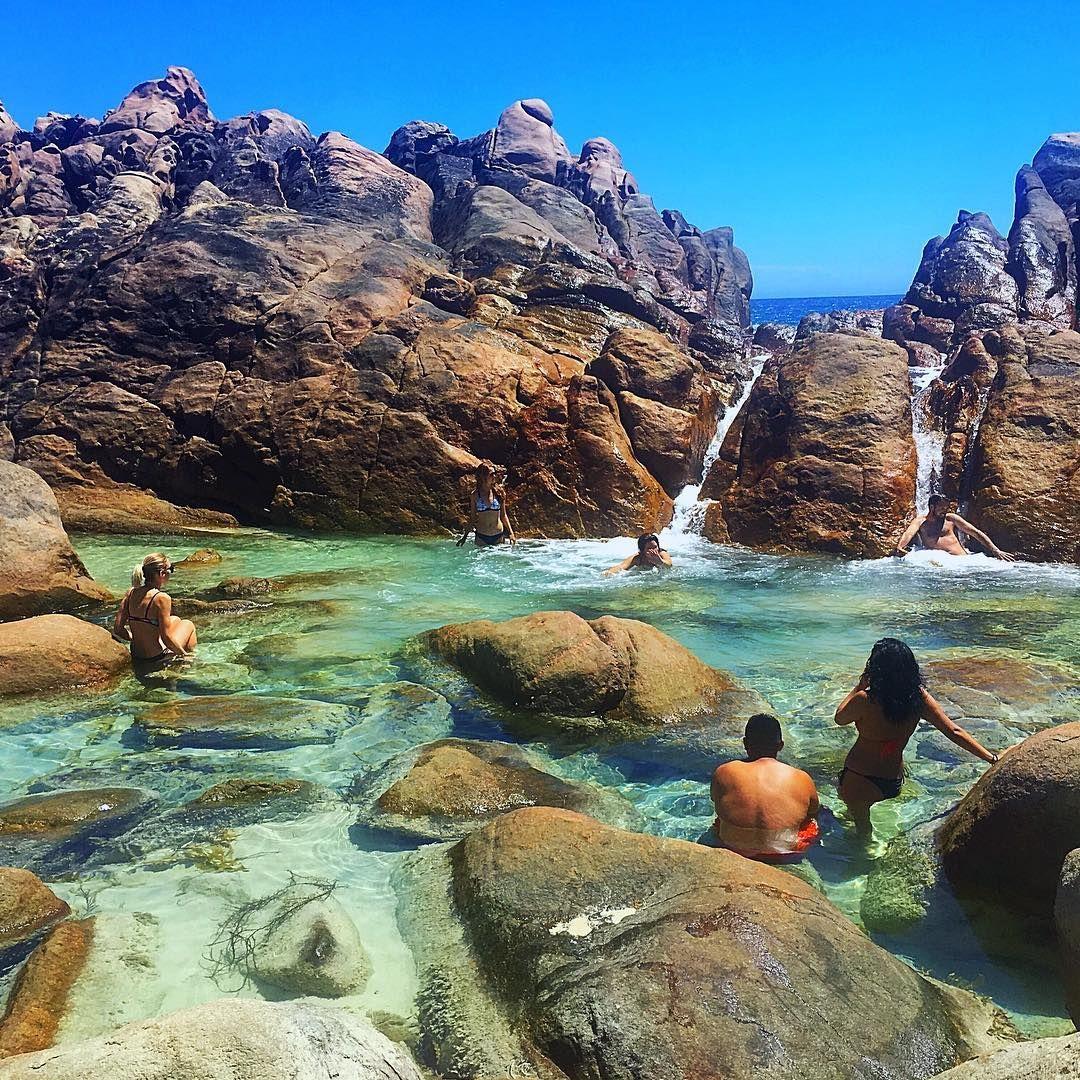 Injidup natural spa yallingup road trip top spots less than 5 hours from perth wa for Natural swimming pool australia