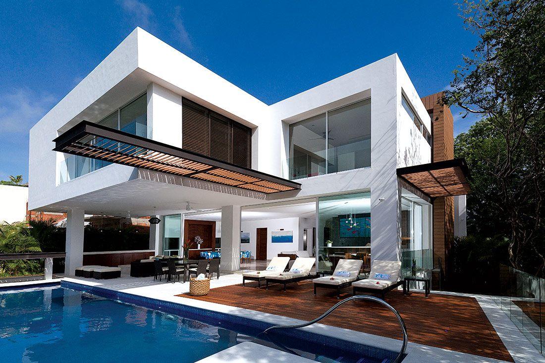 Casa en acapulco por azul hicks diseños arquitectonicos luz