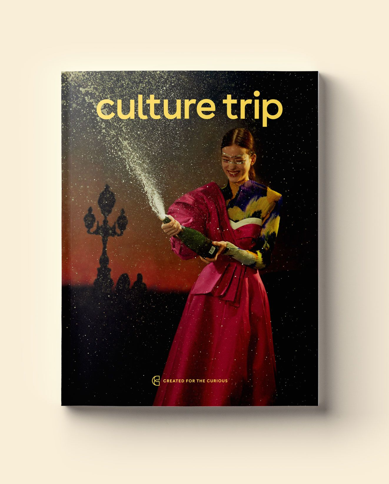 Magazine The Celebration Issue Trip, Culture, Travel trends