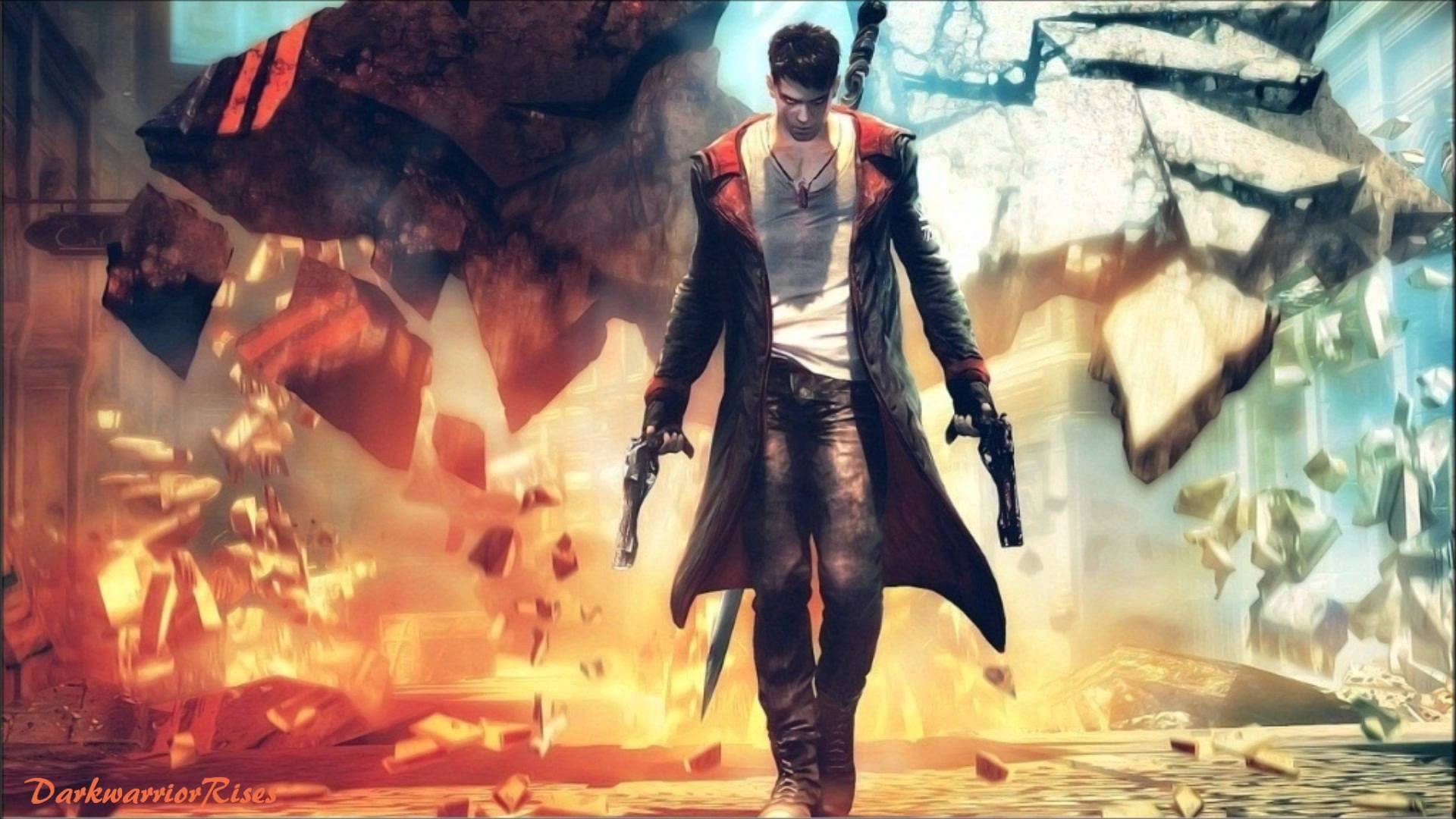 Pin By Lapis Safeiros On Found Music 2k15 V 5 Devil May Cry