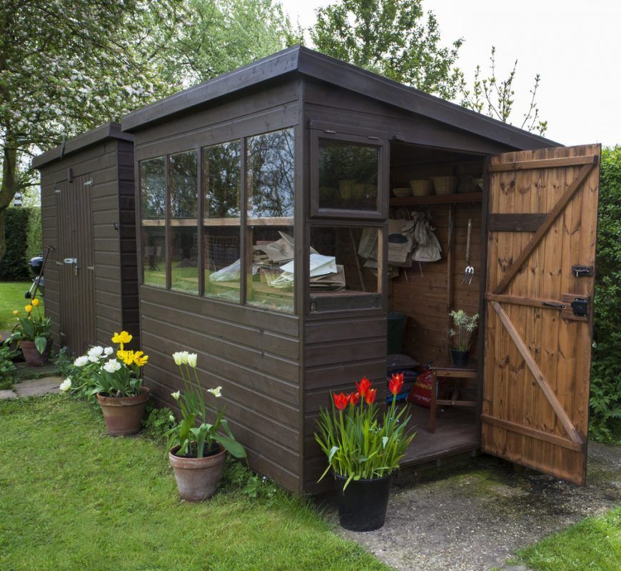 Backyard Shed Workshop