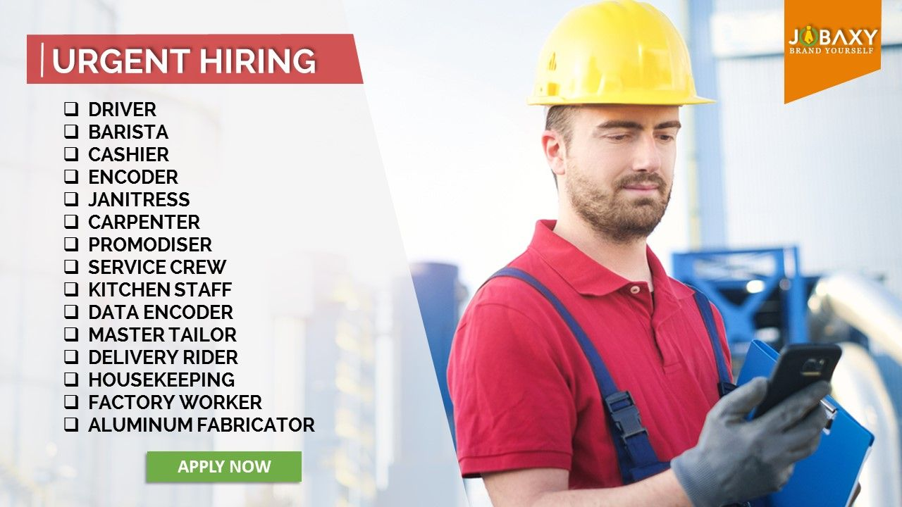 Find the job you want all latest vacancies close to you
