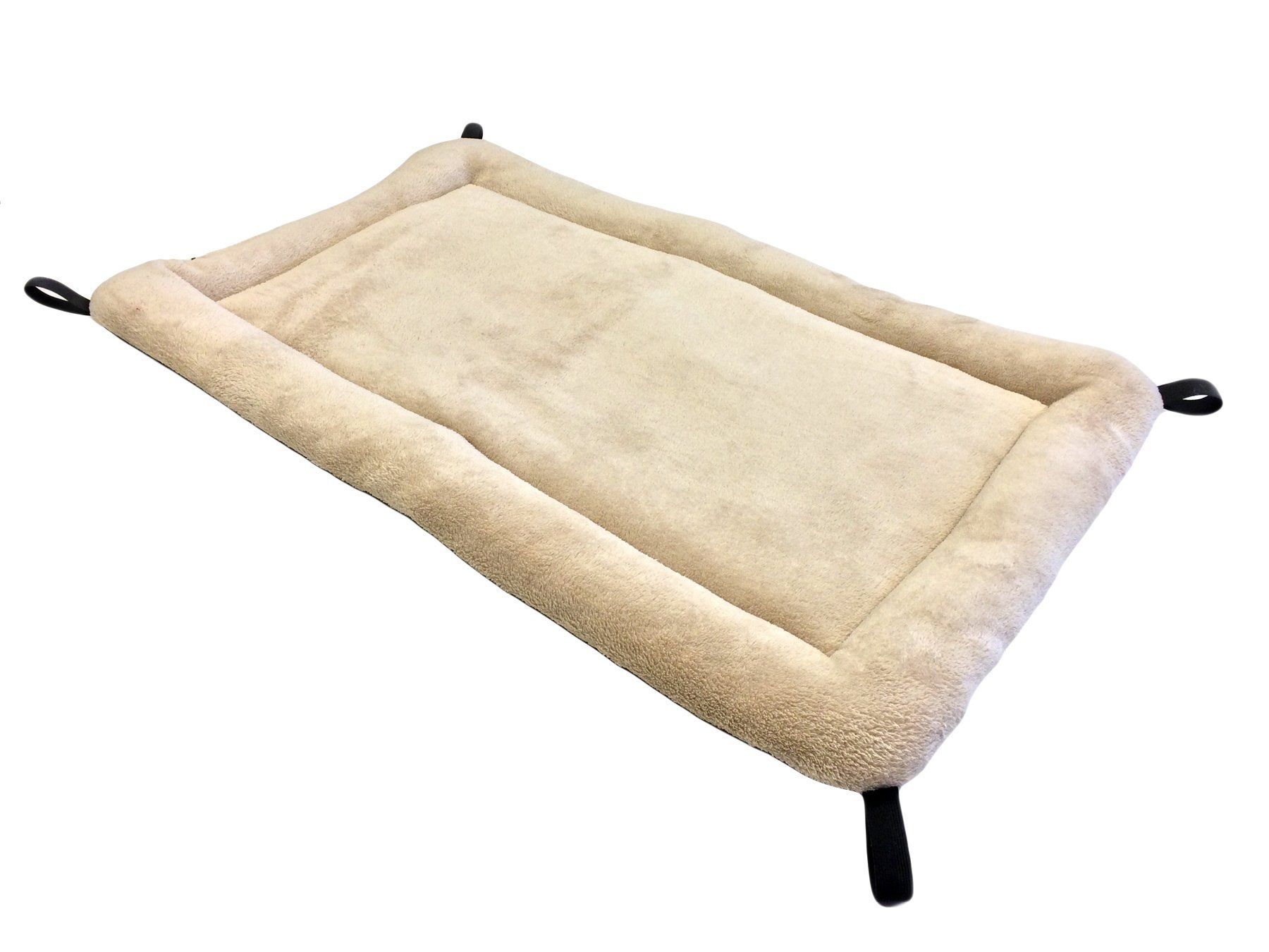 Kuranda Reversible Fleece Pad X Smoke Cream Click Image To Review More Details It Is An Affiliate Link To Amazon Dogbeds