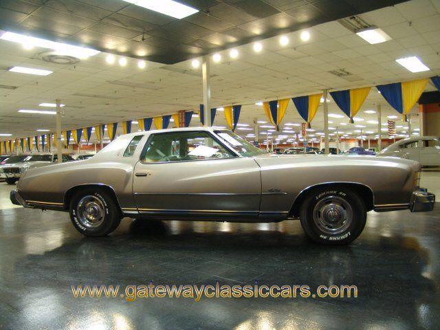 1974 monte carlo   1974 Chevrolet Monte Carlo for Sale