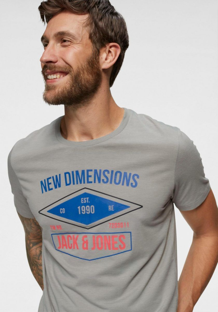 cheap for discount 784f7 f67f2 Jack & Jones T-Shirt »TRUTH TEE« | Quick Saves in 2019 | T ...