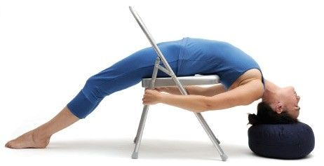 Yoga Chair   Pressed Steel Iyogaprops