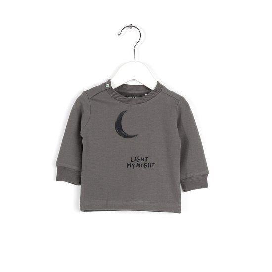 bol.com | imps&elfs Unisex T-shirt - graphite - Maat 80