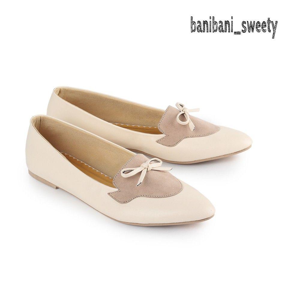 Blackkelly Wanita Sepatu Ballet Lda 570 Ukuran 36 40 Bahan