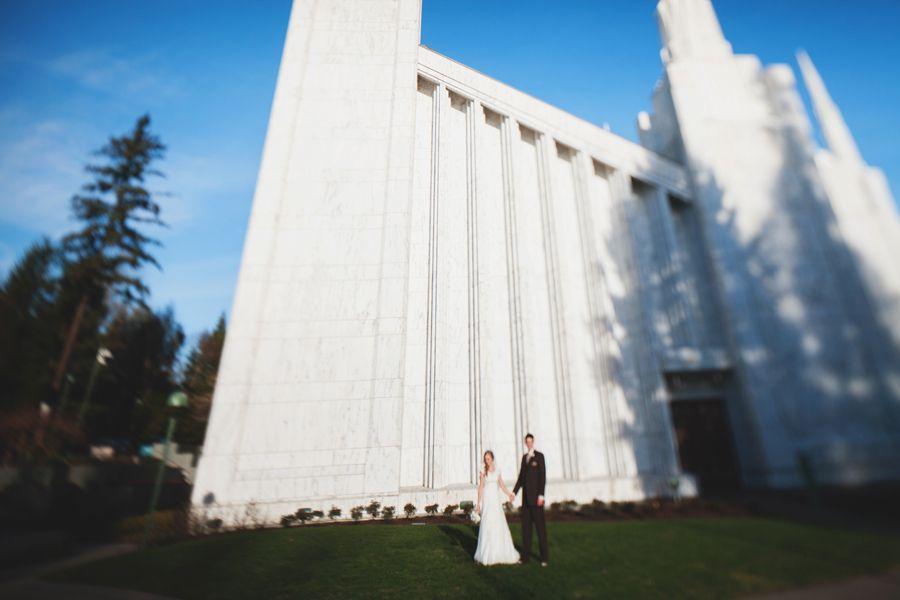 POPPI | Portland LDS Temple