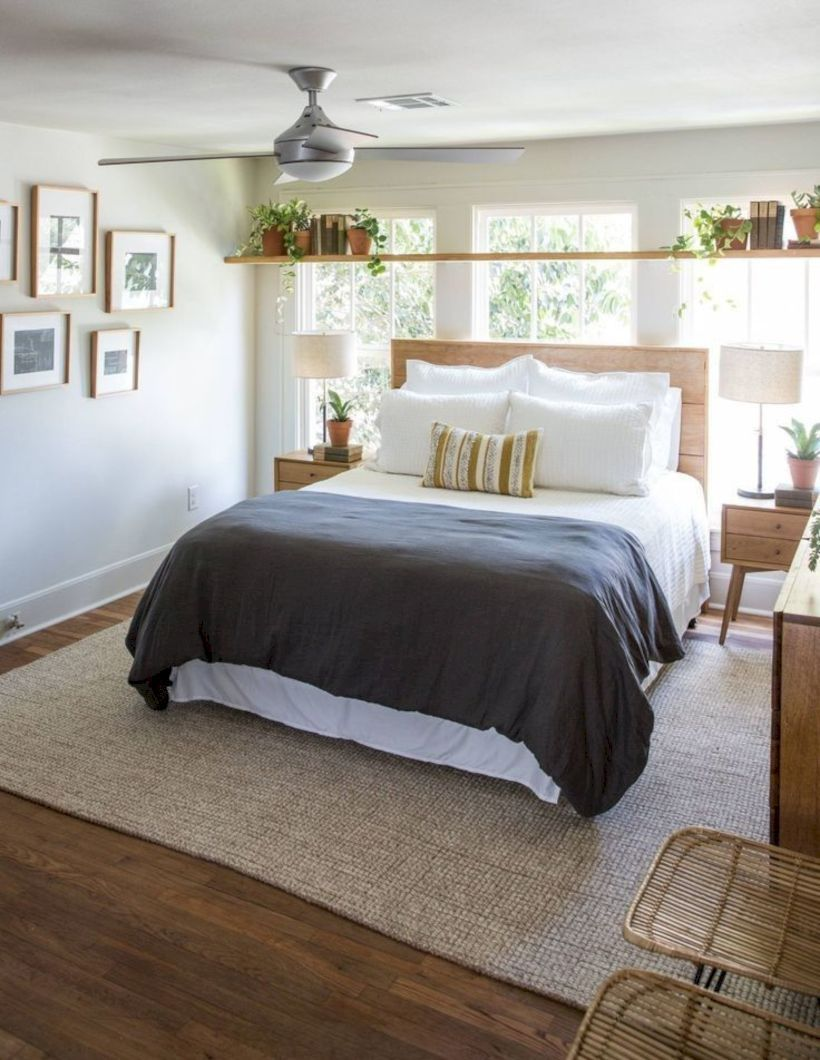 52 Modern Small Bedroom Ideas For Couples #bedroomideasforsmallroomsforcouples