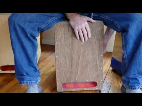 Firebox Cajon - A Box Drum with Huge Bass and Resonance - YouTube & Firebox Cajon - A Box Drum with Huge Bass and Resonance - YouTube ... Aboutintivar.Com