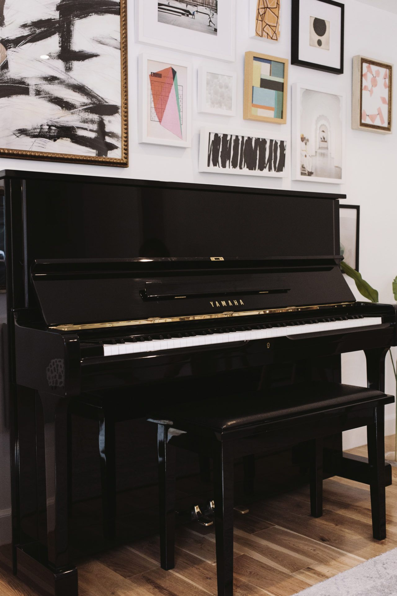 Polly's Piano Room images
