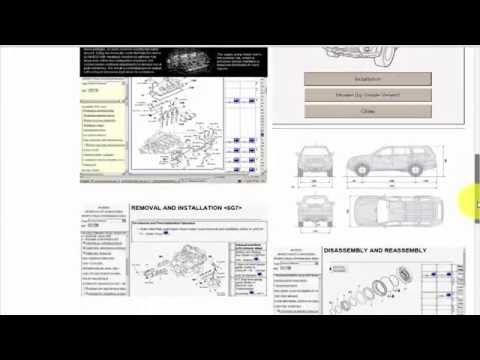 Mitsubishi Montero Sport Repair Service Manual Repair Manuals Repair Mitsubishi