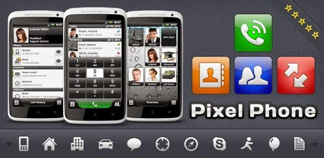 Pixelphone Pro V3 1 8 Android Apps Free Pixel Phone