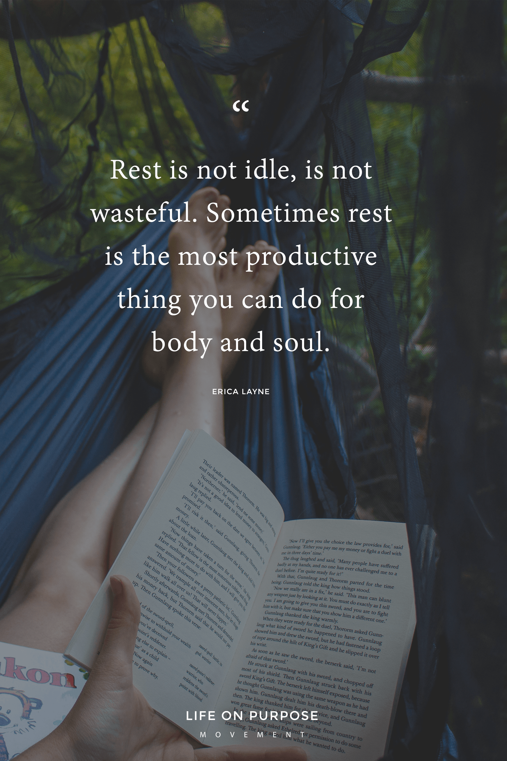 3 Ways to Lean Into a Season of REST  Inspirational quotes