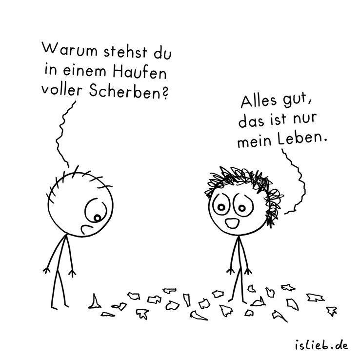 In Scherben - #Scherben
