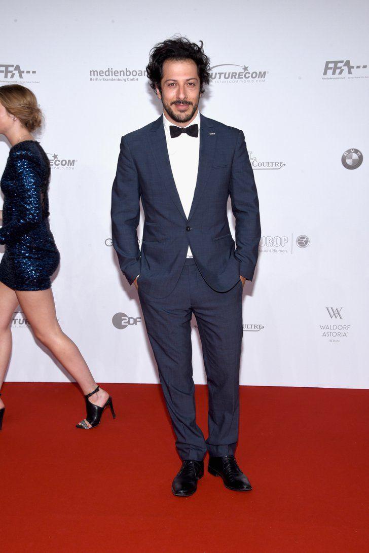 Pin for Later: Seht alle Stars beim Deutschen Filmpreis Fahri Yardim