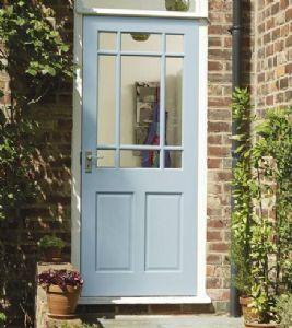 Kendal Mu0026T External Door | Double Glazed front door | external door | Wooden door & Kendal Mu0026T External Door | Double Glazed front door | external door ...