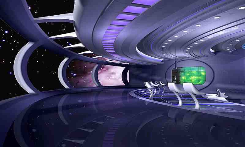 Delicieux Alien Spacecraft Interior (page 3)   Pics About Space Design Concepts,  About Space