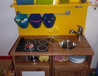 kinderk che selbst gemacht kinderk che selber bauen kinder pinterest kids rooms and room. Black Bedroom Furniture Sets. Home Design Ideas