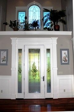 Add Shelf Above Front Door To Break Up That Tall Wall Awesome I