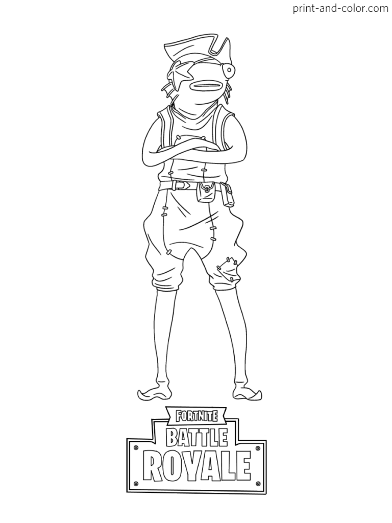 Fortnite Coloring Pages Print And Color Com Coloring Pages Coloring Pages For Boys Cool Coloring Pages