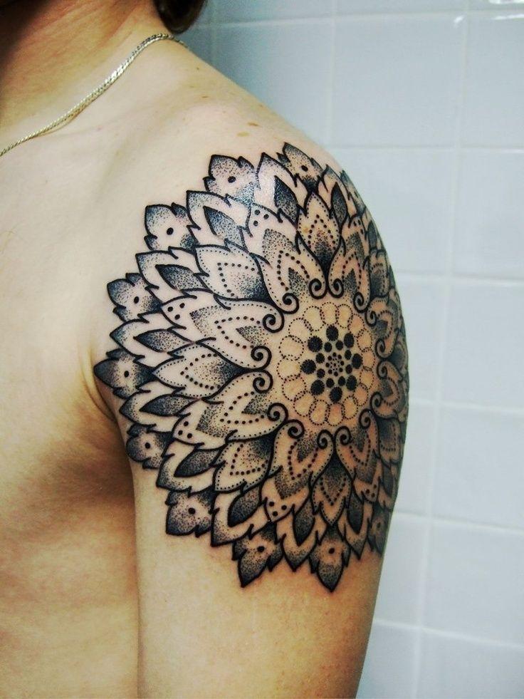 Mandala Tattoo Men Beautiful Mandala Tattoo Ideas Pinterest
