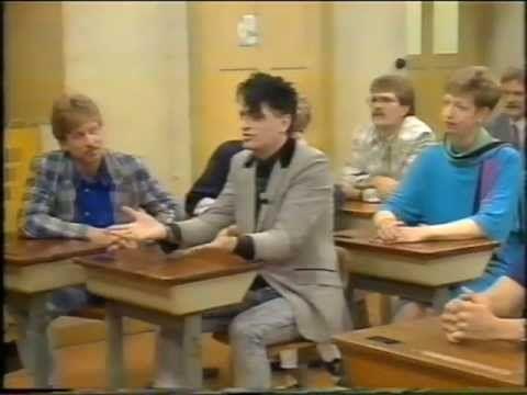 Herman Brood bij Klasgenoten 1987