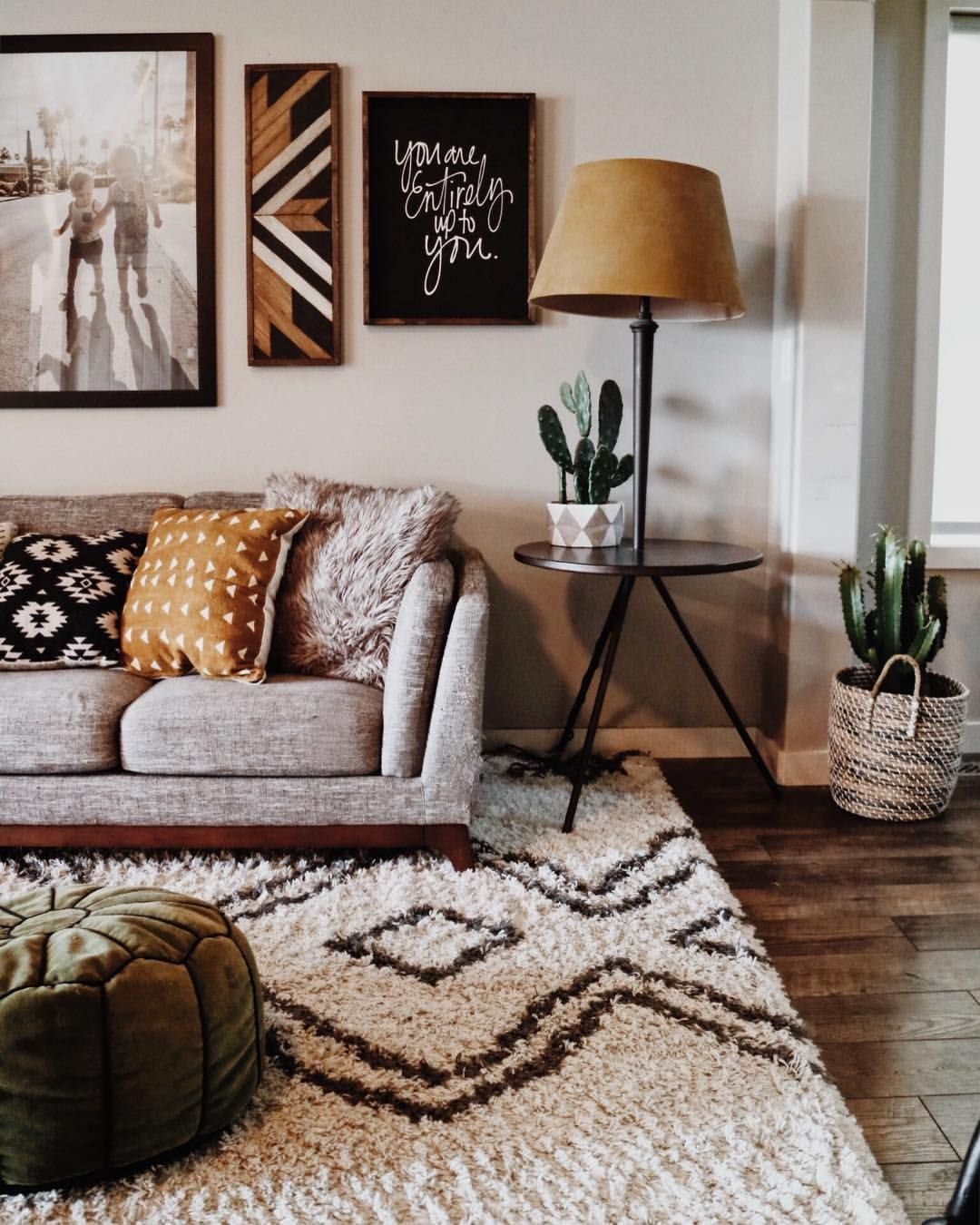 Earthy Living Room Decor: 27 Chic Bohemian Interior Design You Will Want To Try
