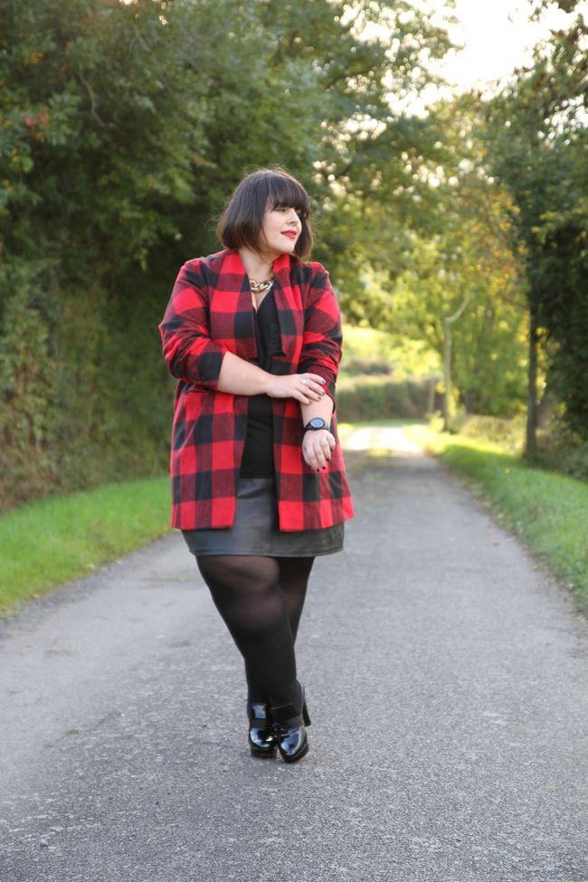 Le blog mode de Stéphanie Zwicky » Blog Archive » * Rouge tartan *