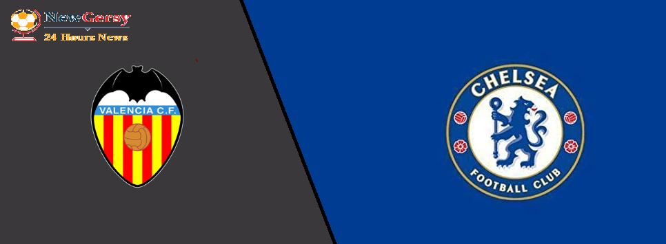 Valencia vs Chelsea Live stream Champions League 2019
