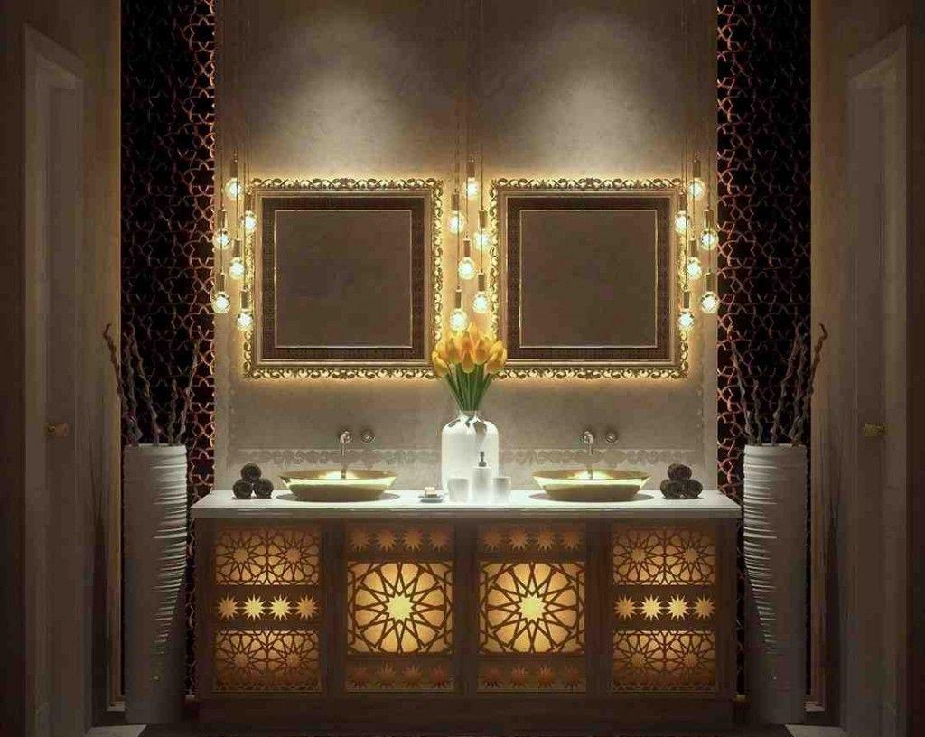 Moroccan Bathroom Decor Moroccan Bathroom Bathroom Design