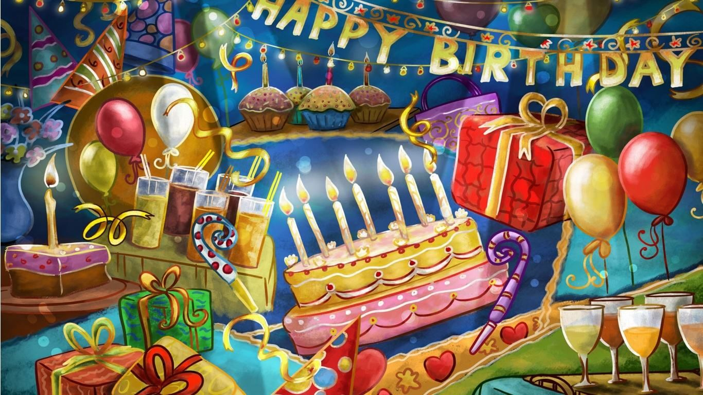 Happy Wallpapers Backgrounds Download Free Happy Facebook Cover Happy Birthday Wallpaper Happy Birthday Wishes Cards Birthday Wallpaper